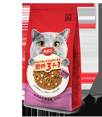 开饭乐营养3+1全价幼年期猫粮(消化加分)