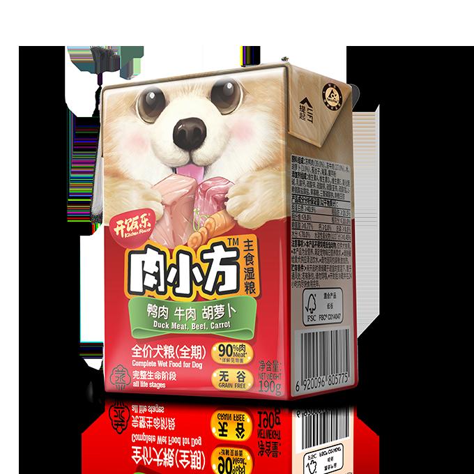 肉小方全价犬粮(全期)