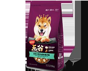 开饭乐无谷全价小型犬<br/>成年期犬粮